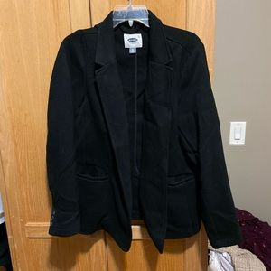 Old Navy Knit Blazer